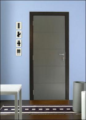 Интериорна врата лакиран МДФ Модел 5 - оферта при запитване