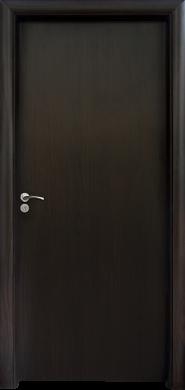 Интериорна врата Модел 030 B - венге плътна
