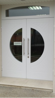 Врата за къща Модел 1 - оферта при запитване