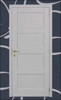 Интериорна врата лакиран МДФ Модел 3 - оферта при запитване