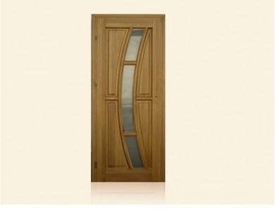 Интериорна врата масив Модел Дъга