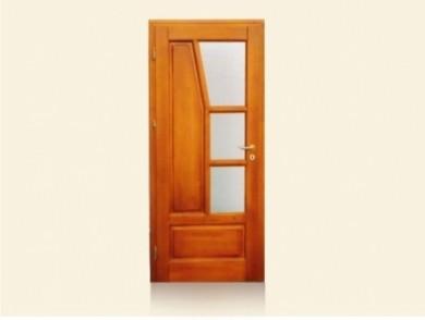 Интериорна врата масив Модел Иком