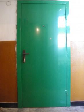 Метална врата Модел 6 - оферта при запитване