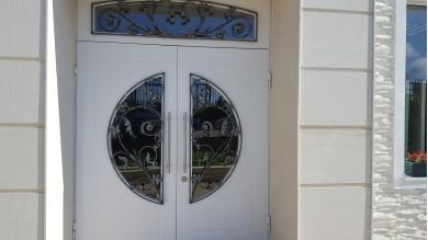 Врата за къща Модел 2 - оферта при запитване