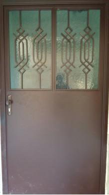 Метална врата Модел 1 - оферта при запитване