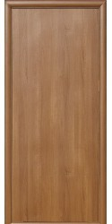 Интериорна врата модел Колори Златна елха. Моделът включва: крило, каса, 2 комплекта раздвижни первази, брава, 3 бр. панти тип