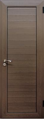 Врата за баня - Орех