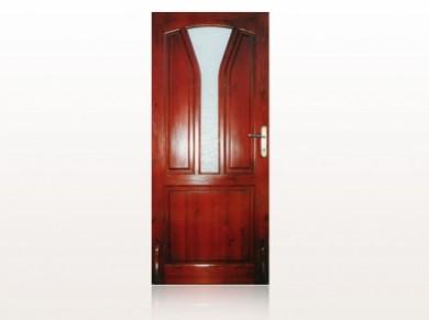 Интериорна врата масив Модел Лале