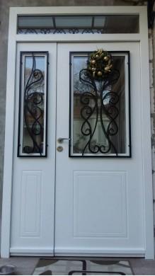 Врата за къща Модел 9 - оферта при запитване