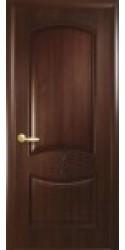Интериорна врата Модел Дона Кестен. Моделът включва: крило, каса, 2 комплекта раздвижни первази, 3бр. лагерни панти, брава, дръжки, уплътнения.