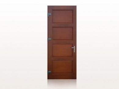 Врата за къща масив Модел 12