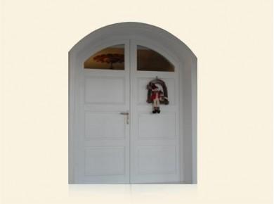 Врата за къща масив Модел 3