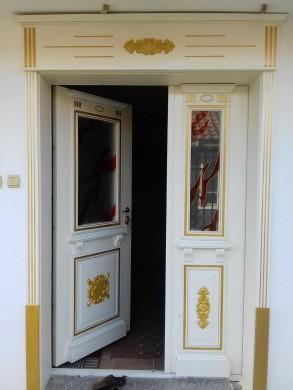Врата за къща Модел 3 - оферта при запитване