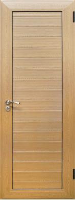 Врата за баня - Светъл Дъб