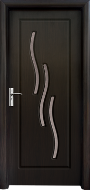 Интериорна врата Модел 014 B - венге