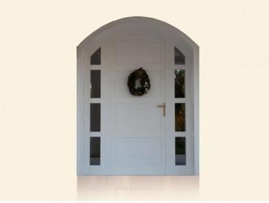Врата за къща масив Mодел 2