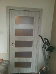 Интериорна врата ламиниран МДФ- Модел Л5