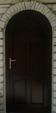 Врата за къща масив Модел 9