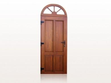 Врата за къща масив Модел 8