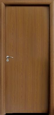 Интериорна врата Модел 030 C - златен дъб плътна