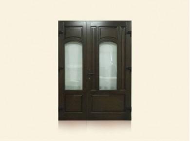 Врата за къща масив Модел 5