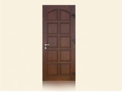 Врата за къща масив Модел 10