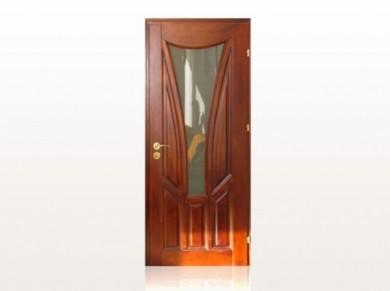 Интериорна врата масив  Модел Готика