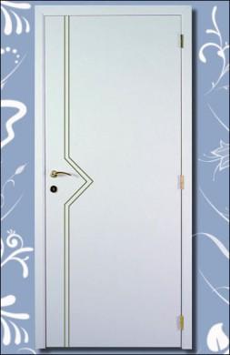 Интериорна врата лакиран МДФ Модел 4 - оферта при запитване