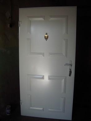 Метална врата Модел 8 - оферта при запитване