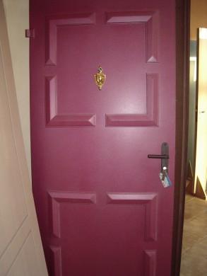 Метална врата Модел 4 - оферта при запитване